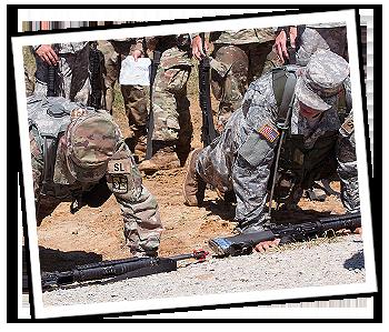 Basic Camp   U S  Army Cadet Command