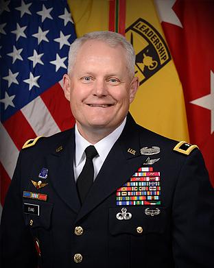 Image result for Cadet Command Commander-MG John R. Evans Jr.
